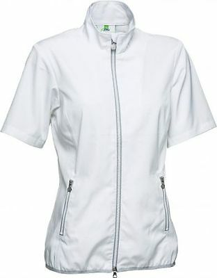 Daily Sports Fade S/S Wind Jacket, 100 white