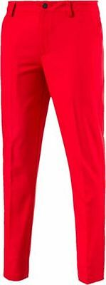 Puma Tailored Tech Pant, high risk red