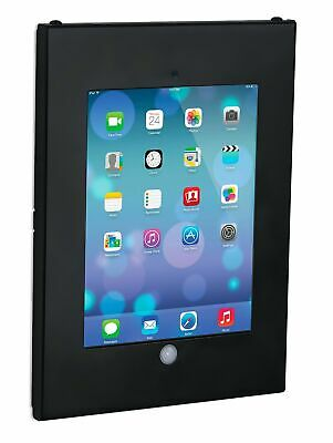 "Mount-It! Tablet Wall Mount Enclosure For Apple iPad 2,3,4, Air or 9.7"" Tablet"