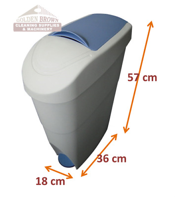 Sanitary Bin / Pedal Bin / Feminine Waste Bin / Sanitary Trash Bin for Lady Room
