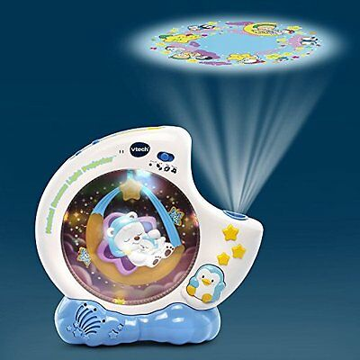 VTech Musical Dreams Light Projector Crib Toys for Baby
