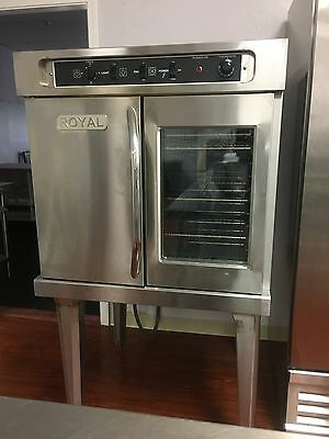 Electric Convection Bakery Oven