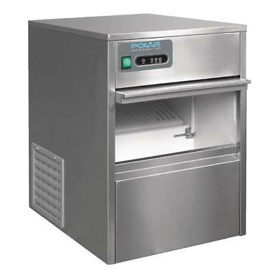 Polar Under Counter Bullet Ice Maker Commercial Refrigeration Ice Makers Self-Co