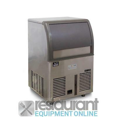 AG Under Bench Ice Machine 55Kg/24Hrs Commercial Refrigeration | Ice Machines |