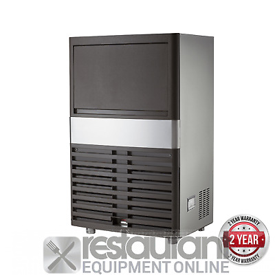 Commercial Refrigeration Ice Machines Self-Contained Ice Makers SN-80P Blizzard