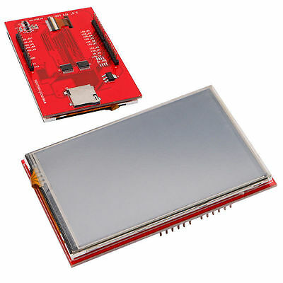 "New 3.5"" inch TFT LCD touch-screen Module 480 x320 For arduino uno mega R3 board"