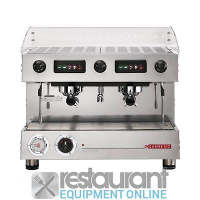Sanremo Capri Coffee Machine SRVTCS2G