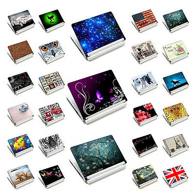 "Hot Laptop Sticker Skin Cover Art Decal For 13"" 14"" 15"" 15.6"" Sony HP Dell Acer"
