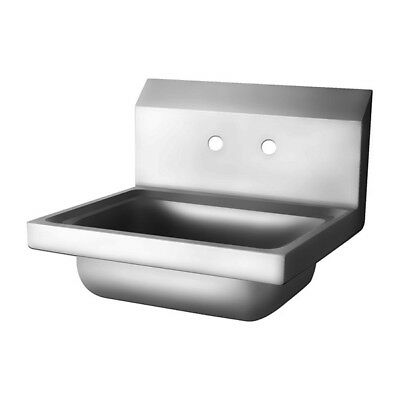 Commercial Basins, Mop Sinks & Greasetraps SHY-2 Stainless Steel Hand Basin