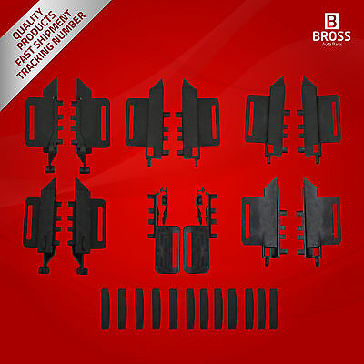 Roof Curtain Repair 24 Pieces Set For Peugeot 307 SW