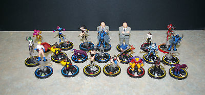 HeroClix (#4) 2005, Lot of 20, DC Universe 'Legacy', OOP