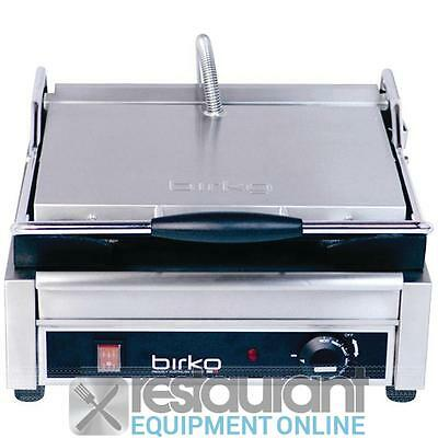 Birko Contact Grill Smooth Plates 1002102 Benchtop Appliances Sandwich and Conta
