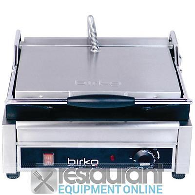 Birko Contact Grill Smooth Plates 1002102 Electric Cooking Equipment | Sandwich