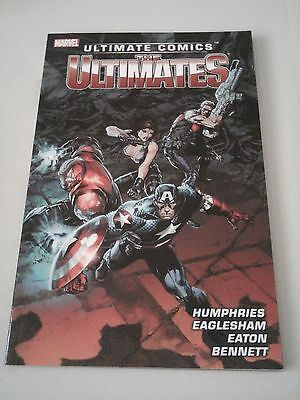 Ultimate Comics The Ultimates Volume 1 TPB Graphic Novel