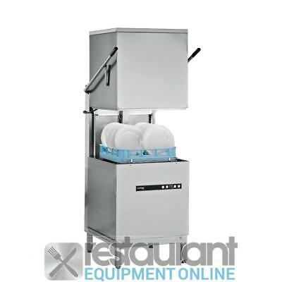 Hobart Pass Through Dishwasher ECOMAX602-1 Dishwashing Dishwashers Passthrough D
