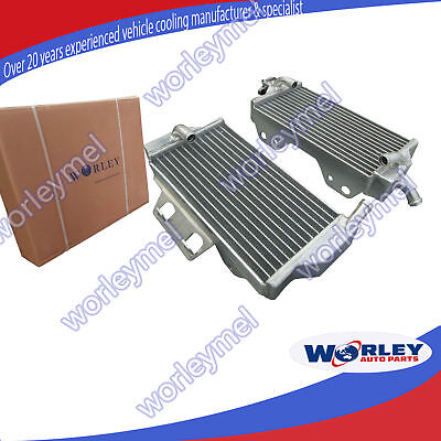 ALUMINUM RADIATOR for HONDA CR125 CR125R CR 125 05 06 07 2005 2006 2007