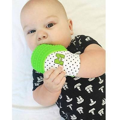 Munch Mitt Baby Teether Teething Mitten