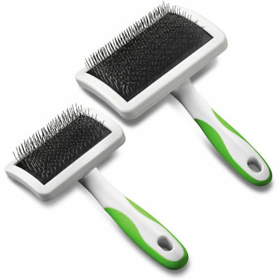 Andis Firm Slicker Brush Grooming Tool