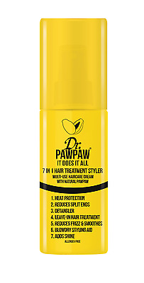 Dr PAWPAW It Does It All 7in1 Hair Treatment Styler 150ml