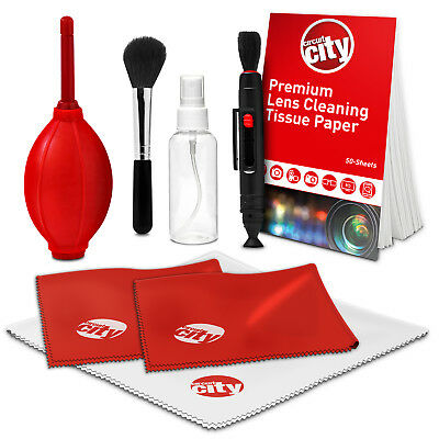 Circuit City Pro Cleaning Kit for DSLR, Mirrorless and Compact Digital Cameras
