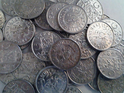 1942 S Netherlands East Indies 1/10 Gulden 72% Silver - Uncirculated - (1) coin
