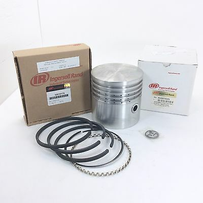 Engersoll Rand 37154937 - 5 Inch Piston 30287825 W/ Ring Kit 32015174 - New