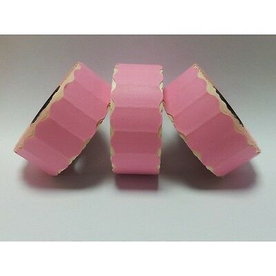30 Rolls Pink Permanent 26mm x 12mm Price Gun Labels CT4 Lynx Motex Pricing