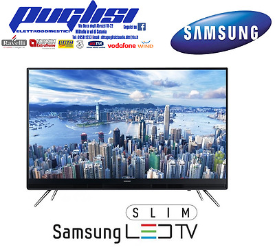 "TV LED 32"" pollici Samsung 32K4100 HD DVB-T2/C 100Hz HDMI USB CI+ SLOT BLACK"