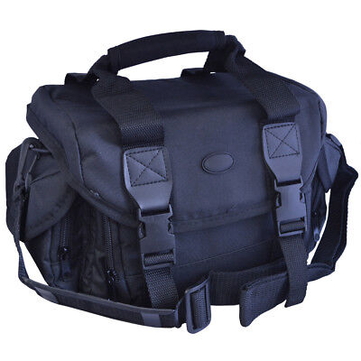 Vivitar Padded SLR Gadget Bag for Canon EOS 50, 60D & 70D DSLR Cameras  (case)