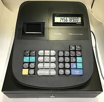 Royal 500dx Electronic Cash Register - Great condition