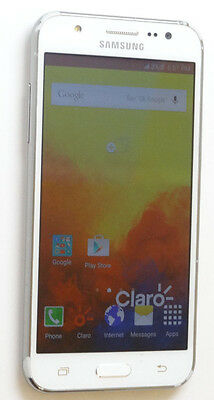 Samsung Galaxy J5 SM-J500M Claro White Smartphone Good Touchscreen AS-IS GSM