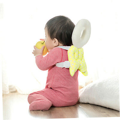 Baby Toddler Head Protection Pad Headrest Pillow Neck Baby Pillow With Straps M*