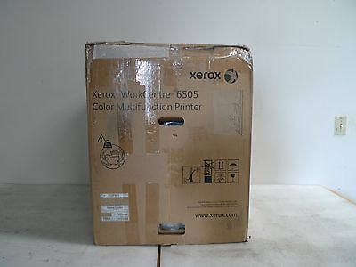 Xerox WorkCentre 6505DN Color Laser - Fax / copier / printer / scanner