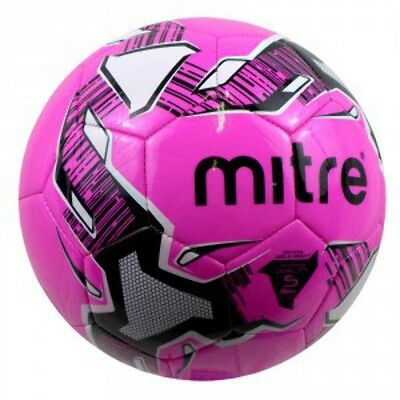 Mitre Impel Soccer Ball- Size 5, 4, 3- Pink