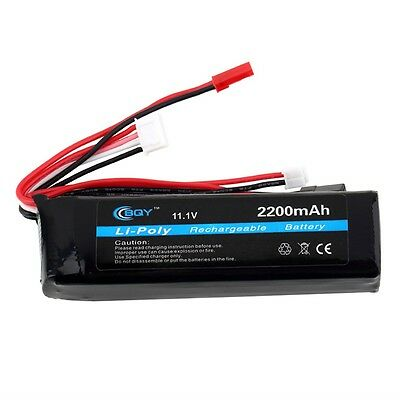 Hot Power 11.1v 2200mah 20C Lithium Battery Li-Polymer Rechargeable Battery M*