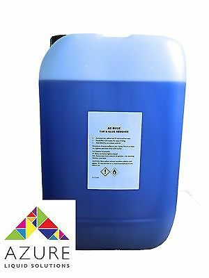 Tar & Glue Remover 25 Litres / 25L - AZ-BLUE Super Strength - 48HR DELIVERY