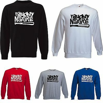 naughty by nature Tribe called quest Gangstarr rap hip hop jumpers sweatshirts