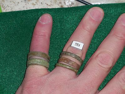 Rings, Ancient to Medieval, (larger), Found in Northern Europe