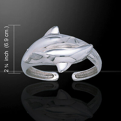 Shark Sterling Silver Bangle by Peter Stone fine unique design jewelry different