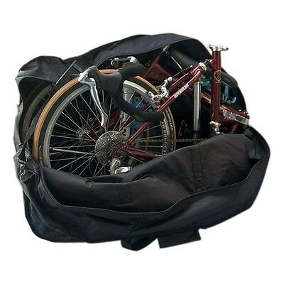 New 14~20 inches Thick Bike Bicycle Folding Bike Carrier Bag Carry Bag Poch