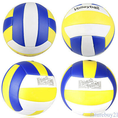 Synthetic leather Volleyball Ball Size 5 Soft Touch high quality Outdoor Indoor