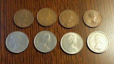 GREAT BRITAIN COINS (Lot of 16)
