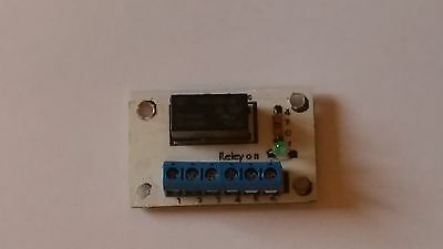 Dc Motor Reverse Polarity Switch Dpdt Relay Module 2A 12V