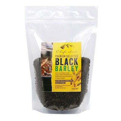 Chef's Choice Black Barley 500g
