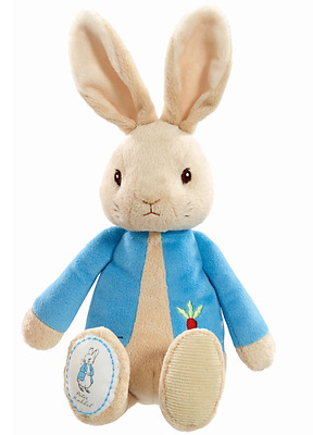 My First Peter Rabbit Soft Toy Beatrix Potter Baby Nursery Gift  FAST DISPATCH!