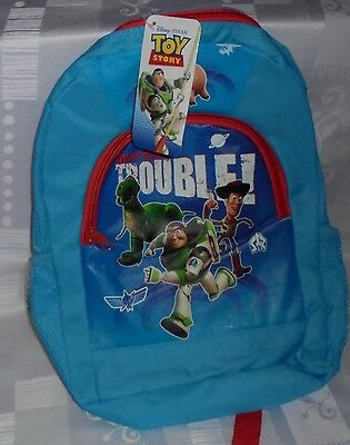 Back Pack Sac A Dos - Cartable Disney Toy Story Neuf V-1