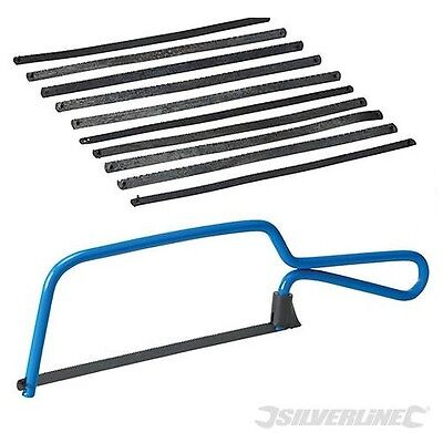Junior Hacksaw, saw, blade and or replacement blades for cutting metal or steel