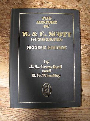 W. & C. Scott Gunmakers-The History Of ,  Second Edition-Holland & Holland-1985