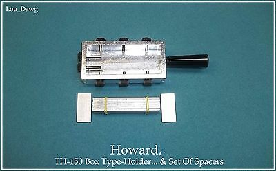 Howard Machine Personalizer (TH-150 Box Type-holder) Hot Foil Stamping Machine