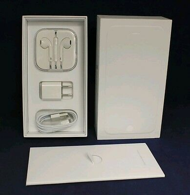 Apple Box And Accessories For Iphone 6 Box And Accessories Only